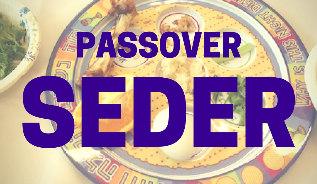 Join us for Passover Seder